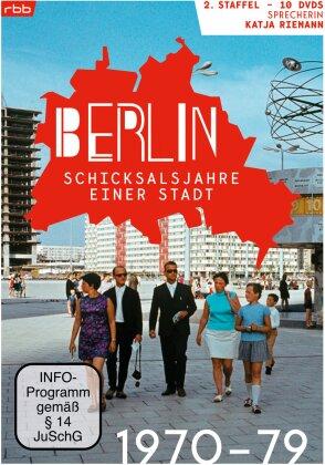 Berlin - Schicksalsjahre einer Stadt - Staffel 2 (10 DVDs)