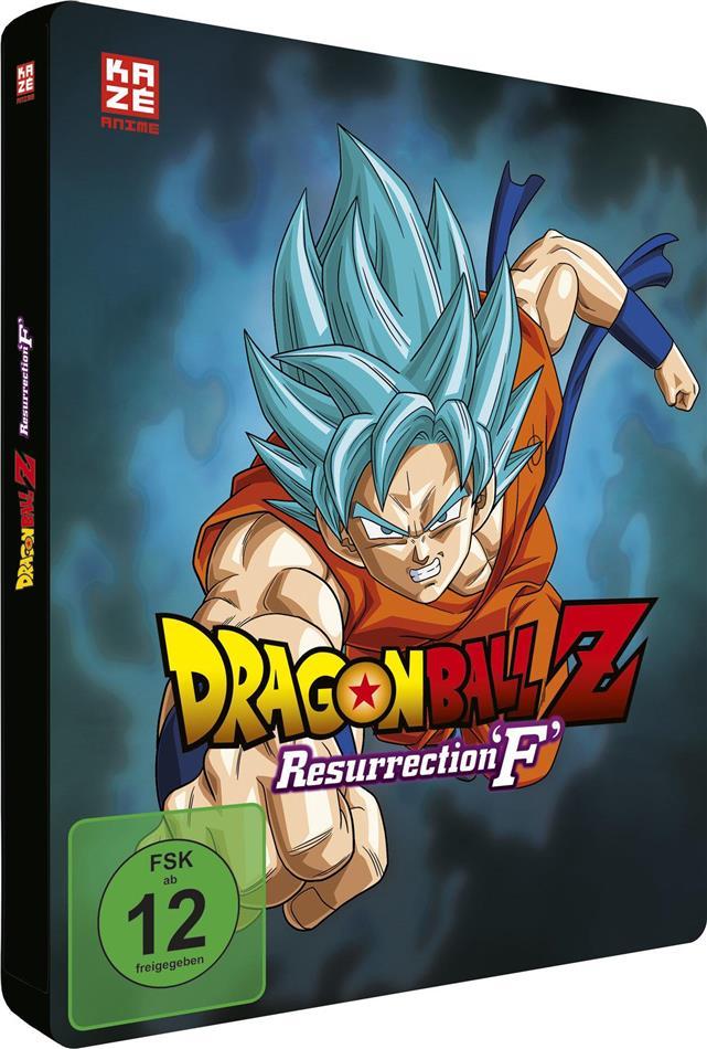 Dragonball Z - Resurrection 'F' (Limited Edition, Steelbook, Blu-ray + DVD)