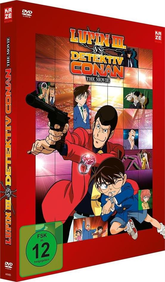 Lupin the 3rd vs. Detektiv Conan - The Movie (2013)