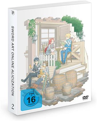 Sword Art Online - Alicization - Staffel 3 - Vol. 2 (2 DVDs)