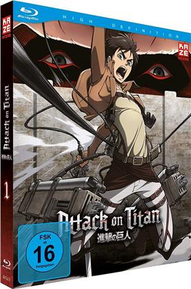 Attack on Titan - Staffel 1 - Vol. 1