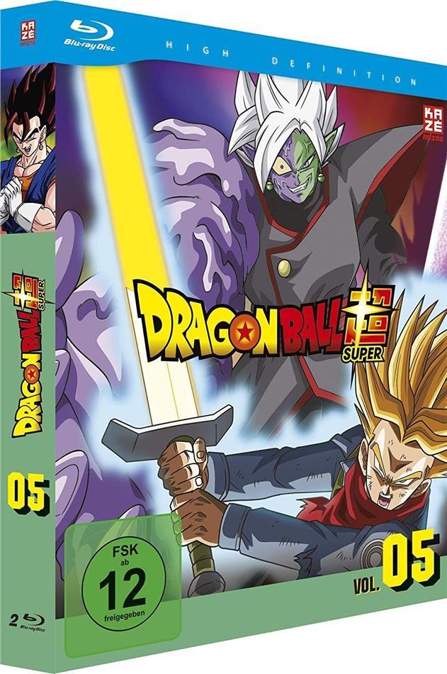 Dragon Ball Super - Vol. 5: Arc 4 - Trunks aus der Zukunft 2/2 (2 Blu-rays)
