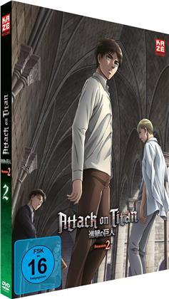 Attack on Titan - Staffel 2 - Vol. 2