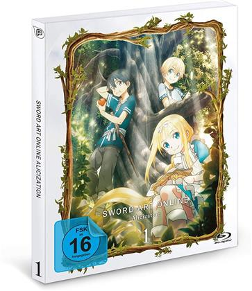Sword Art Online - Alicization - Staffel 3 - Vol. 1