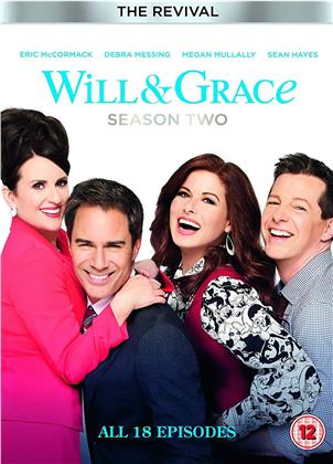 Will & Grace - The Revival - Season 2 (2 DVDs)