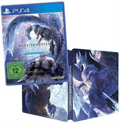 Monster Hunter World Iceborne - (Steelbook Edition)