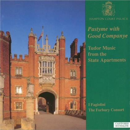 Forbury Consort & I Fagiolini - Pastyme With Good Companye-28 Secular Entertainments-