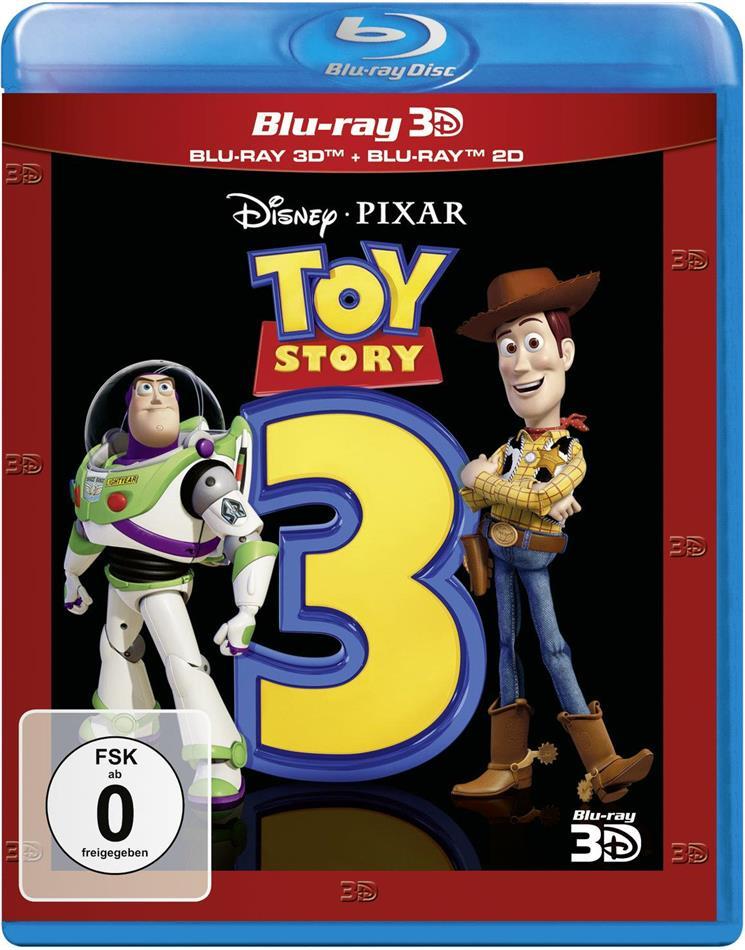 Toy Story 3 (2010) (Blu-ray 3D + Blu-ray)