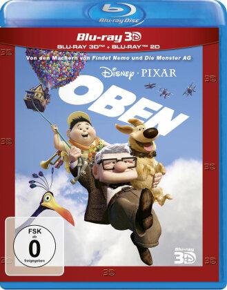 Oben (2009) (Blu-ray 3D + Blu-ray)