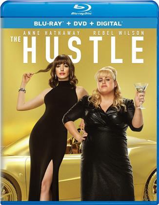 The Hustle (2019) (Blu-ray + DVD)