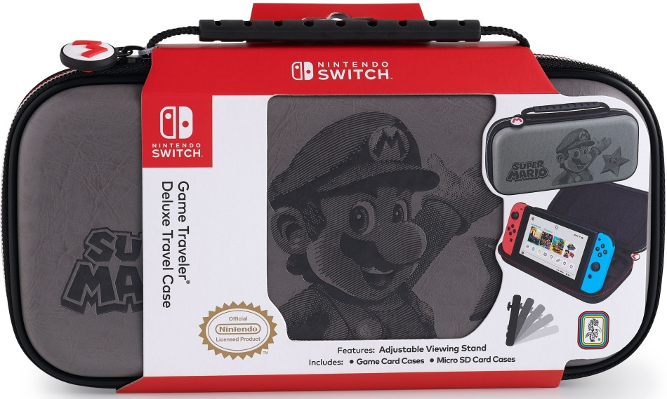Switch Travel Case Super Mario