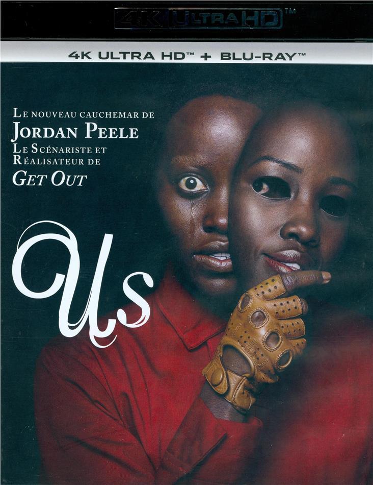 Us (2019) (4K Ultra HD + Blu-ray)