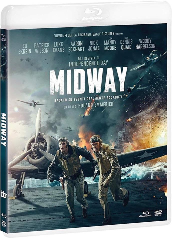Midway (2019) (Blu-ray + DVD)