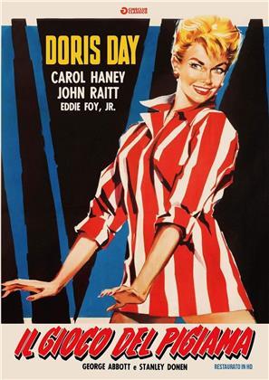 Il gioco del pigiama (1957) (Cineclub Classico, restaurato in HD, s/w)