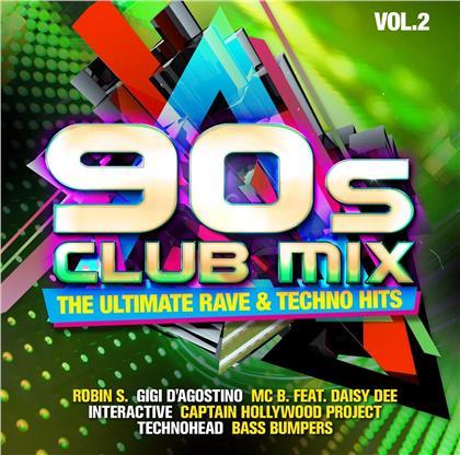 90S Club Mix Vol. 2 (2 CDs)