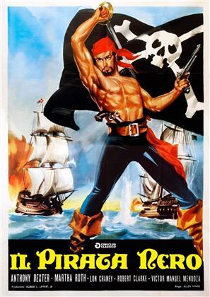 Il pirata nero (1926) (Cineclub Classico, s/w)