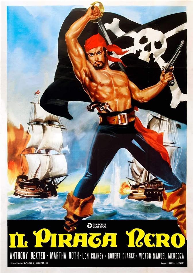 Il pirata nero (1926) (Cineclub Classico, n/b)