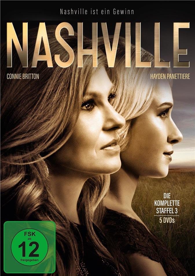 Nashville - Staffel 3 (5 DVDs)