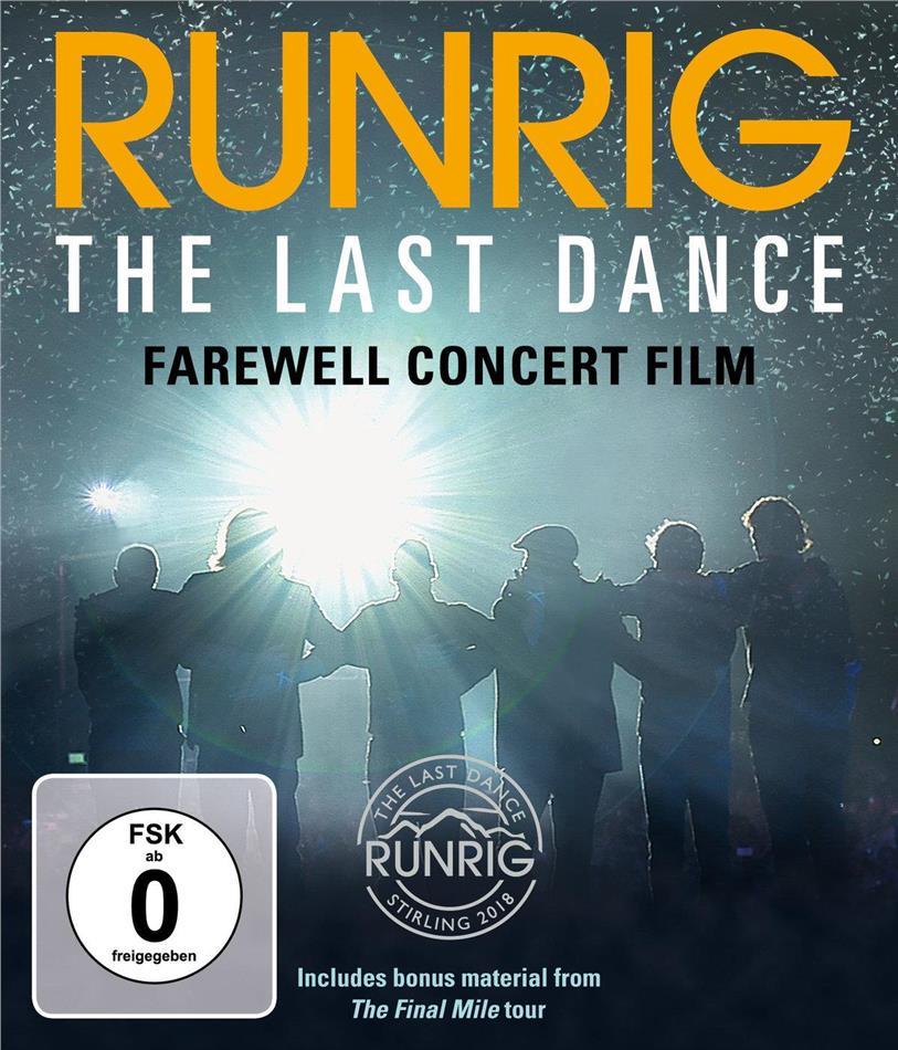 Runrig - The Last Dance - Farewell Concert Film