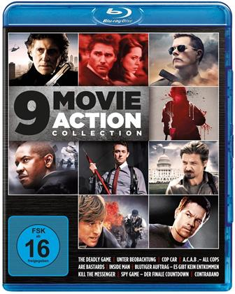 9 Movie Action Collection - Vol. 2 (3 Blu-rays)