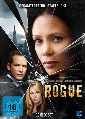 Rogue - Staffel 1-3 (12 DVDs)