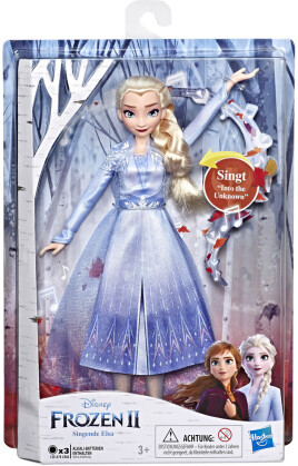 Frozen 2 Singende Elsa - singende Puppe