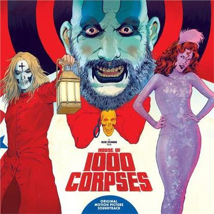 Rob Zombie - House Of 1000 Corpses - OST (2019 Reissue, Waxwork, Blood Soaked Vinyl, 2 LPs)