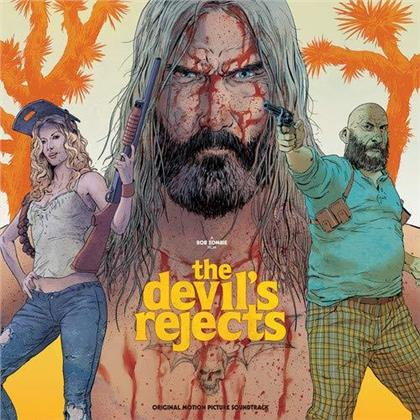 Rob Zombie - Devil's Rejects - OST (2019 Reissue, Waxwork, Blood Splatter Vinyl, 2 LPs)