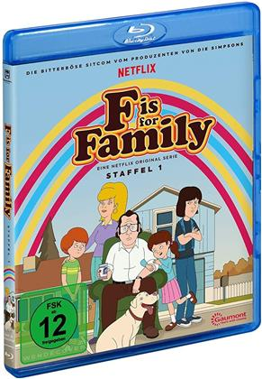 F is for Family - Staffel 1