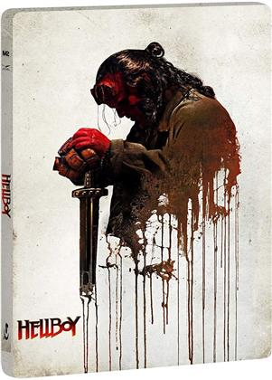 Hellboy - Call of Darkness (2019) (Edizione Speciale, Steelbook, Blu-ray + DVD)