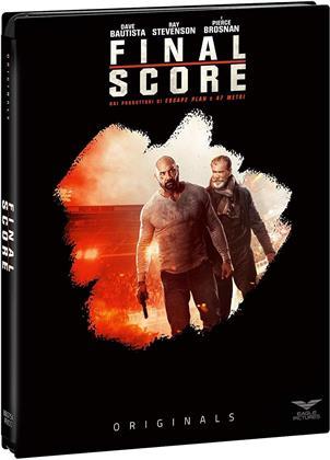 Final Score (2018) (Originals, Blu-ray + DVD)