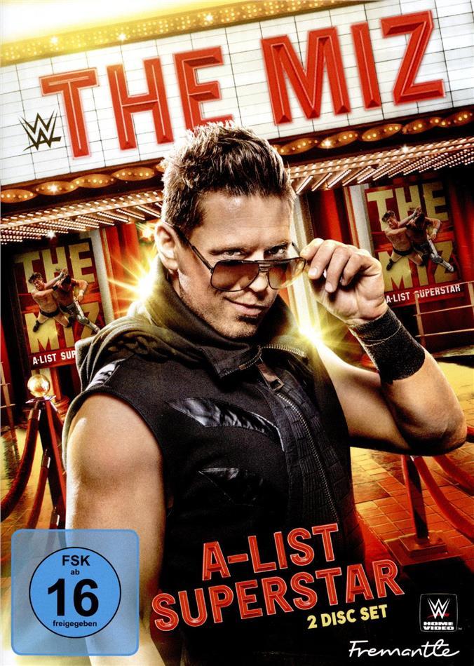 WWE: The Miz - A-List Superstar (2 DVDs)