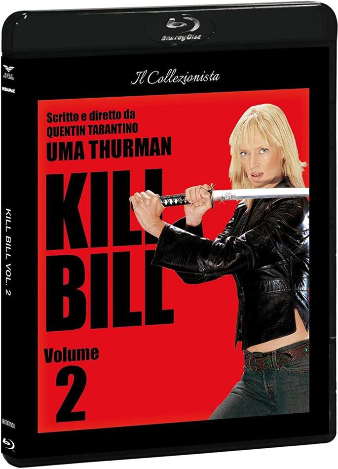 Kill Bill - Vol. 2 (2004) (Il Collezionista, Blu-ray + DVD)