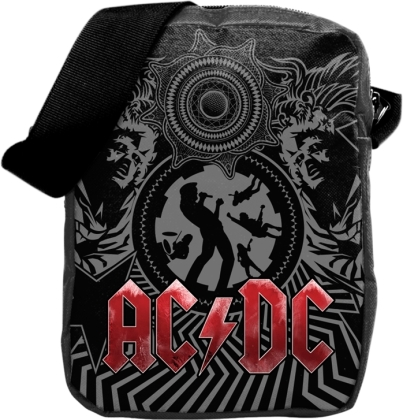 AC/DC - Black Ice (Cross Body Bag)