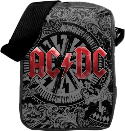 AC/DC - Wheels (Cross Body Bag)