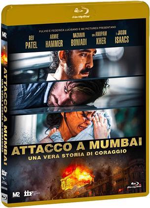 Attacco a Mumbai - Una vera storia di coraggio (2018) (Blu-ray + DVD)