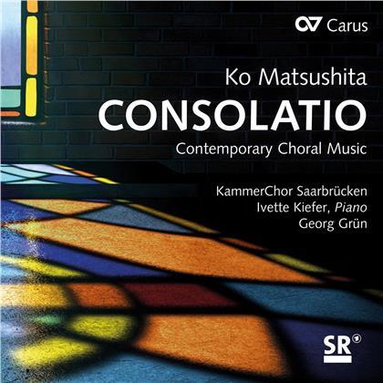 Kiefer, Grun & Gustav Mahler (1860-1911) - Consolatio