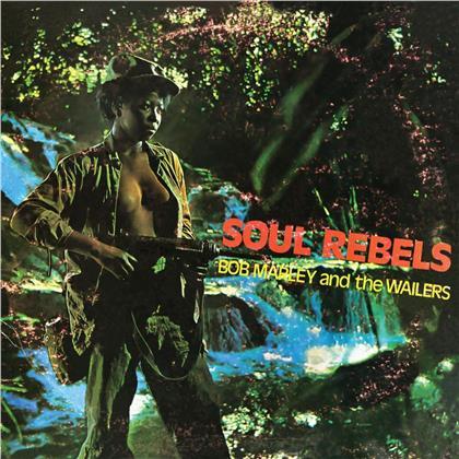 Bob Marley & The Wailers - Soul Rebel (2019 Reissue, Cleopatra, Green Vinyl, LP)