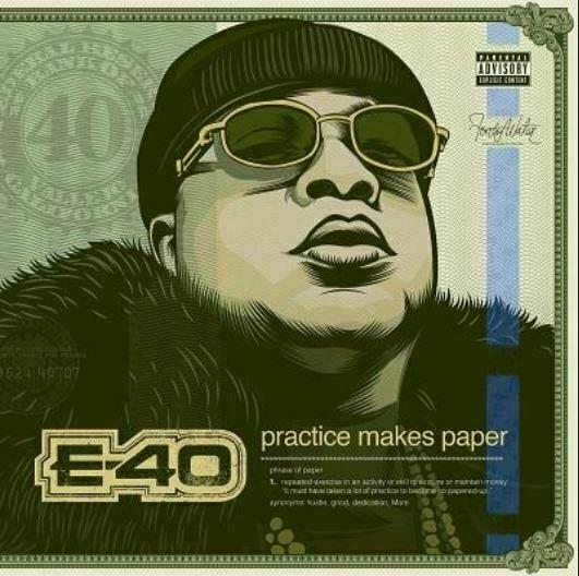 E-40 - Practice Makes Paper (2 CDs)