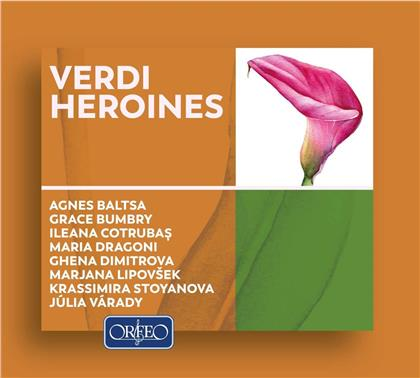 Agnes Baltsa, Grace Bumbry, Ileana Cotrubas, + & Giuseppe Verdi (1813-1901) - Verdi Heroines