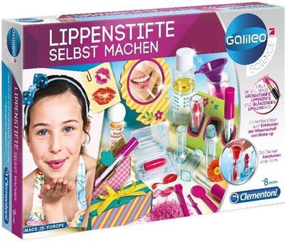 Lippenstifte selbst machen (Experimentierkasten)