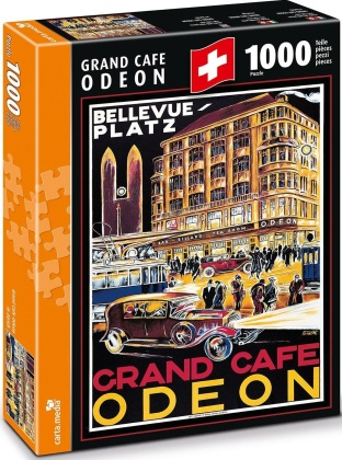 Grand Cafe Odeon - Puzzle