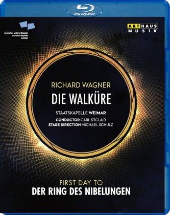 Staatskapelle Weimar, Carl St. Clair, … - Wagner - Die Walküre (Arthaus Musik)