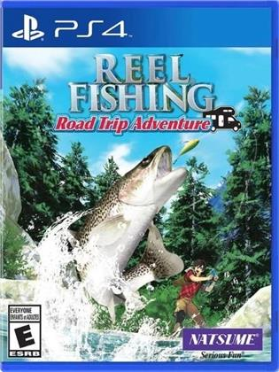 Reel Fishing Road Trip Adventure