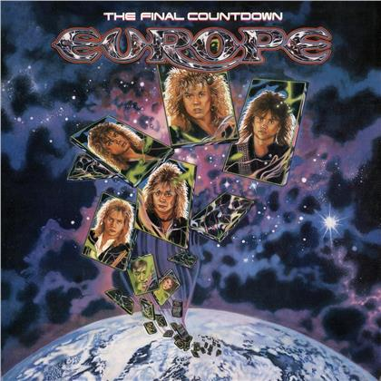 Europe - Final Countdown (2019 Reissue, Rockcandy Edition, Deluxe Edition, Remastered)
