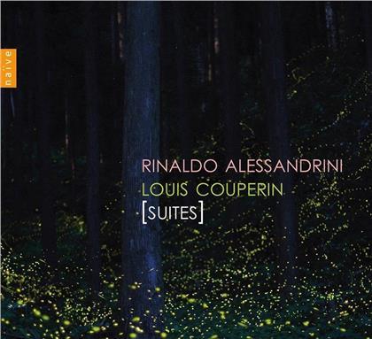 Rinaldo Alessandrini & Louis Couperin (1626-1661) - Suites
