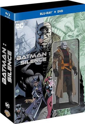 Batman : Silence (2019) (+ Figurine, Edizione Limitata, Blu-ray + DVD)