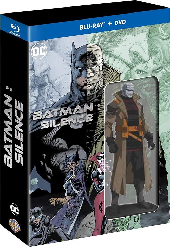 Batman : Silence (2019) (+ Figurine, Limited Edition, Blu-ray + DVD)