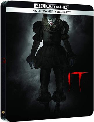 It - Ça - Chapitre 1 (2017) (Limited Edition, Steelbook, 4K Ultra HD + Blu-ray)