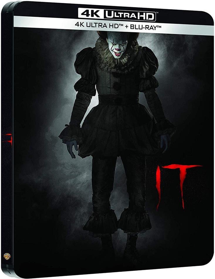 It - Ça - Chapitre 1 (2017) (Limited Edition, Steelbook, 4K Ultra HD + Blu-ray)